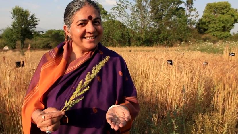 Dr. Vandana SHIVA – (India)