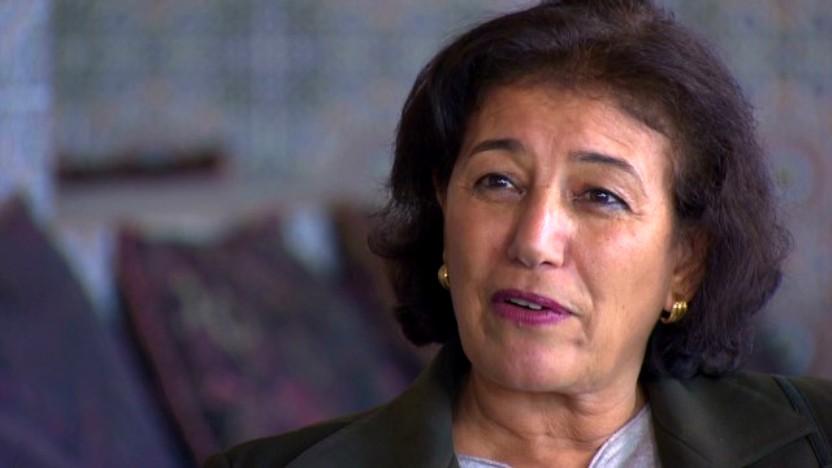 Dr. Zoubida CHARROUF – (Marocco)