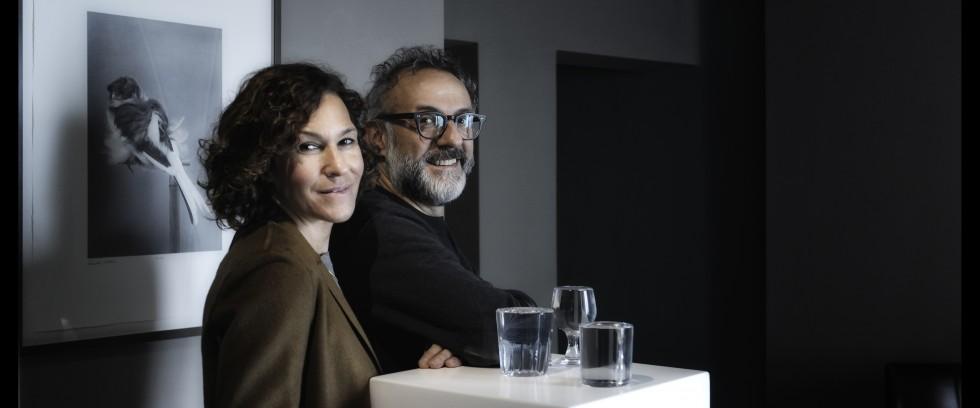 Massimo BOTTURA & Lara GILMORE – (ITALY)