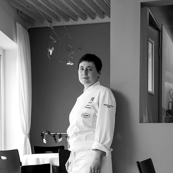 Antonia KLUGMANN – (Italy)